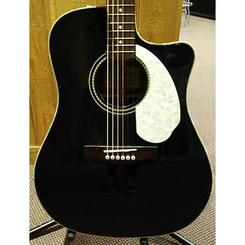 Fender Sonoran SCE California Custom Dreadnought Acoustic Electric Guitar