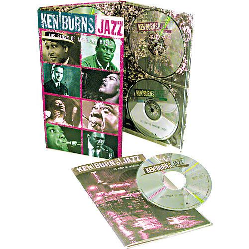 Sony Sony Music C5K61432 Classroo Ken Burns Jazz 5 CD