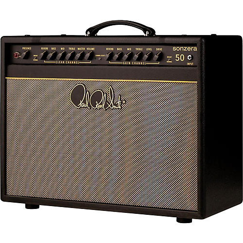 PRS Sonzera 50 50W 1x12 Tube Guitar Combo Amplifier