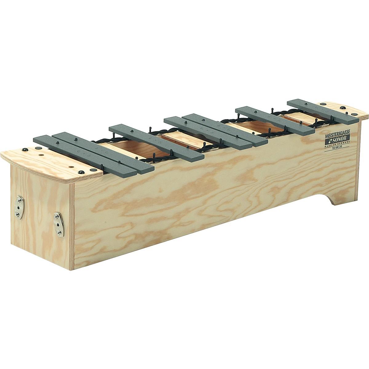 Sonor Orff Soprano Metallophone Chromatic Add-On
