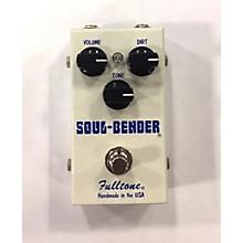 Fulltone Soul-Bender Effect Pedal