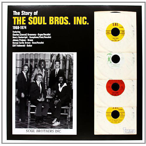 Alliance Soul Brothers - The Story Of The Soul Bros. Inc.1968-1974