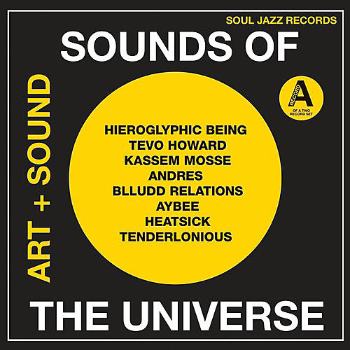 Alliance Soul Jazz Records Presents - Sounds of the Universe 1 PT a