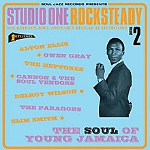 Soul Jazz Records Presents - Studio One Rocksteady 2