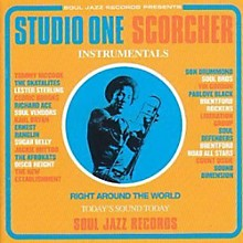 Soul Jazz Records Presents - Studio One Scorcher