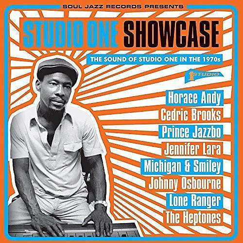 Alliance Soul Jazz Records Presents - Studio One Showcase
