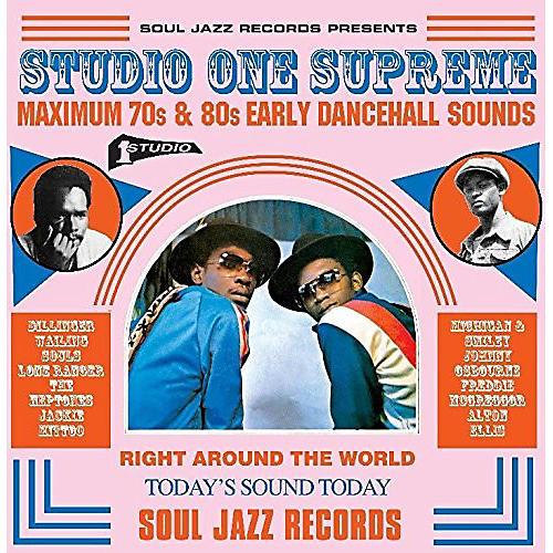 Alliance Soul Jazz Records Presents - Studio One Supreme: Maximum 70s & 80s Early