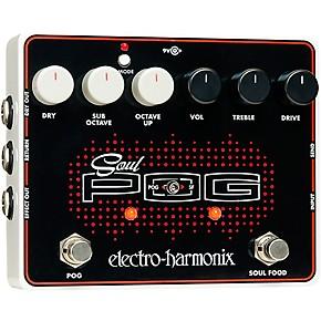electro harmonix soul pog multi effects guitar pedal guitar center. Black Bedroom Furniture Sets. Home Design Ideas
