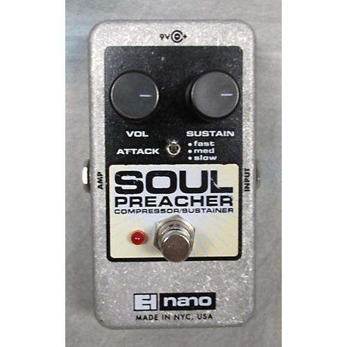 Electro-Harmonix Soul Preacher Nano Compressor / Sustainer