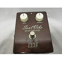 BBE Soul Vibe Rotary Speaker Simulator Effect Pedal
