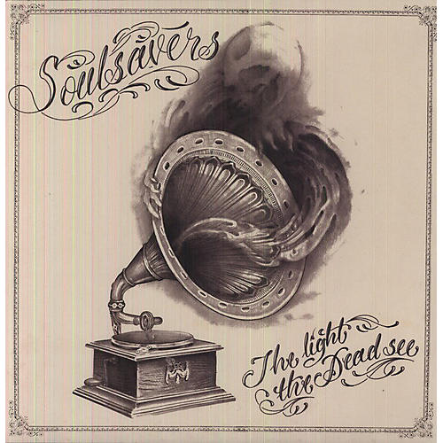 Alliance Soulsavers - The Light The Dead See