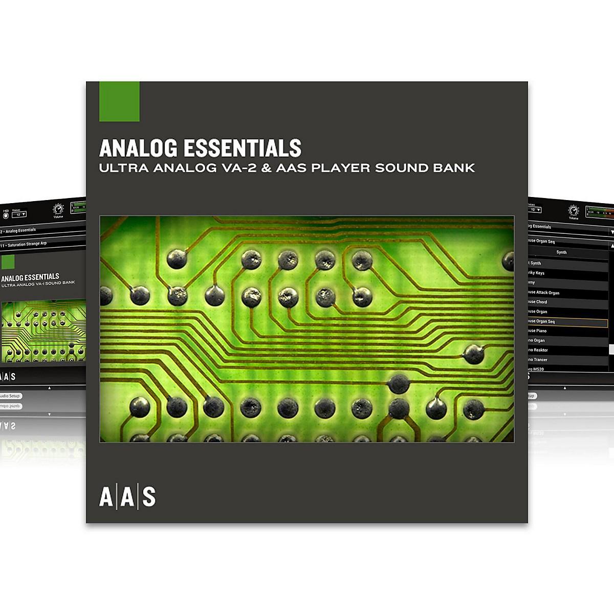 Applied Acoustics Systems Sound Bank Series Ultra Analog VA-2 - Analog Essentials