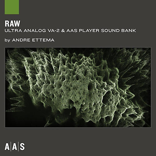 Applied Acoustics Systems Sound Bank Series Ultra Analog VA-2 - Raw