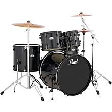 Sound Check 5-Piece Shell Pack Jet Black