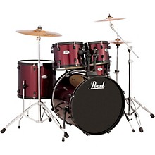 Sound Check 5-Piece Shell Pack Red Wine