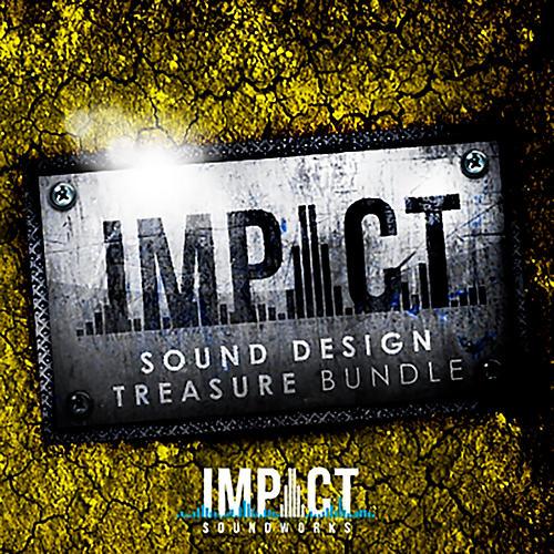 Impact Soundworks Sound Design Treasure Bundle (Download)