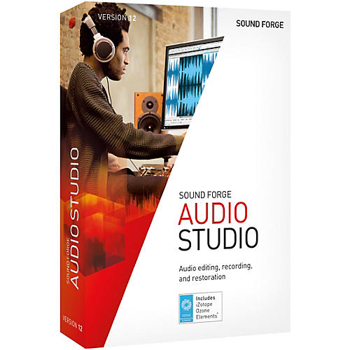 Magix Sound Forge Aud Studio 12