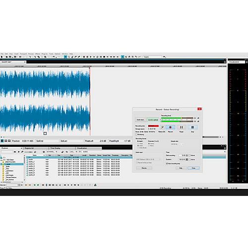 Magix Sound Forge Pro 12 EDU