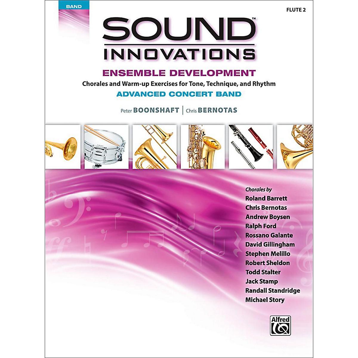 Alfred Sound Innovations Concert Band Ensemble Development Advanced Oboe