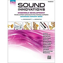 Alfred Sound Innovations Concert Band Ensemble Development Advanced Trombone 1