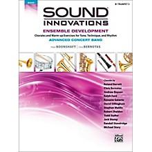 Alfred Sound Innovations Concert Band Ensemble Development Advanced Trumpet 3