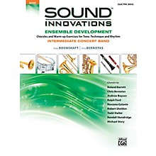 Alfred Sound Innovations Concert Band Ensemble Development Electric Bass Book