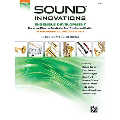 Alfred Sound Innovations Concert Band Ensemble Development Flute Book