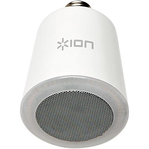 ION Sound Shine Wireless Light Bulb Speaker
