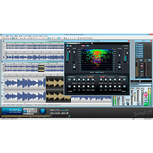 INTERNET Co. Sound it 8 Pro - PC