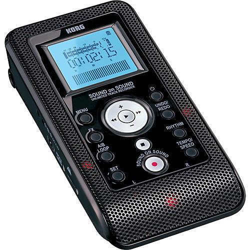 Korg Sound on Sound Unlimited Track Recorder SR1