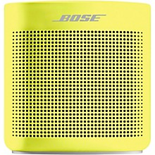 SoundLink Color II Bluetooth Speaker Yellow Citron