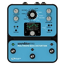 Source Audio Soundblox Pro Multi Wave Bass Distortion Level 1