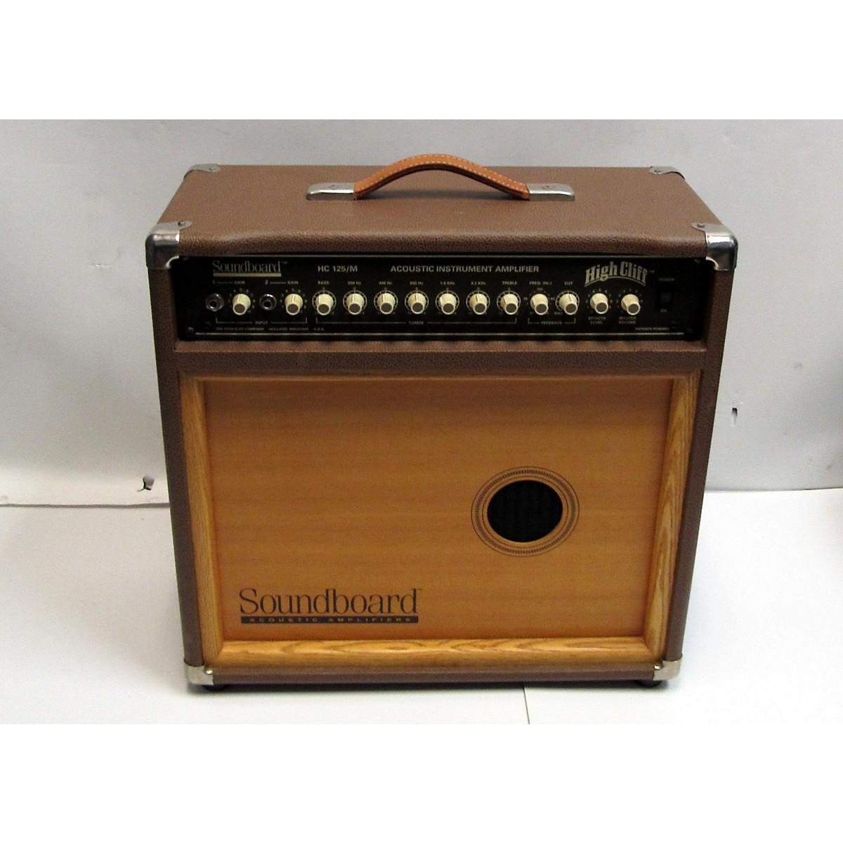 High Cliff Soundboard HC125-m Acoustic Guitar Combo Amp