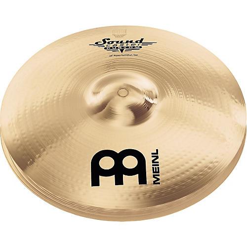 Meinl Soundcaster Custom Powerful Hi-Hat Cymbals