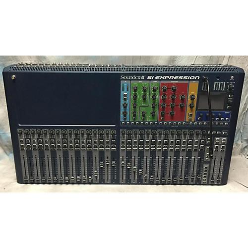 Soundcraft Soundcraft Si Expression 3 Digital Mixer Digital Mixer