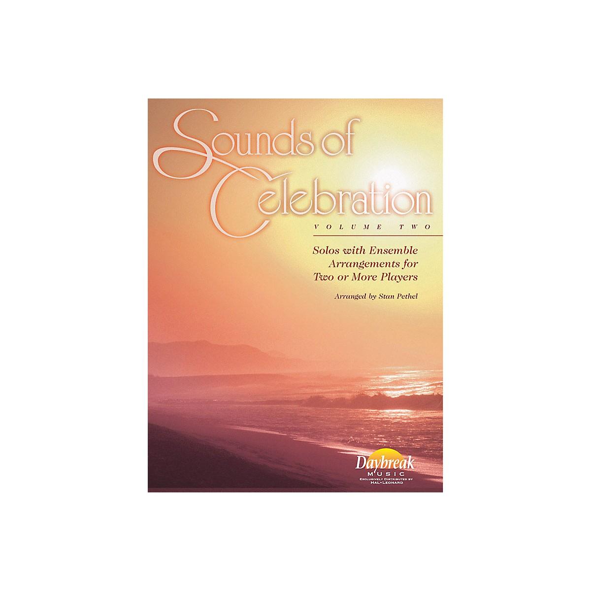 Daybreak Music Sounds of Celebration - Volume 2 (Clarinet) Clarinet Arranged by Stan Pethel