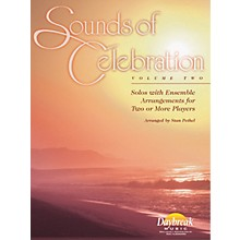 Daybreak Music Sounds of Celebration - Volume 2 (Clarinet) Clarinet Arranged by Stan Pethel