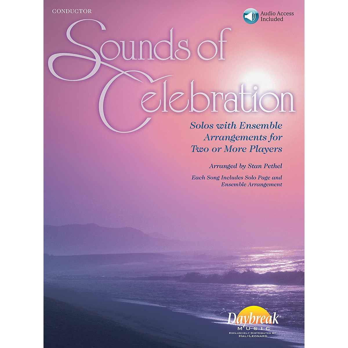 Daybreak Music Sounds of Celebration (Conductor's Score (with Acc. CD)) CONDUCTOR