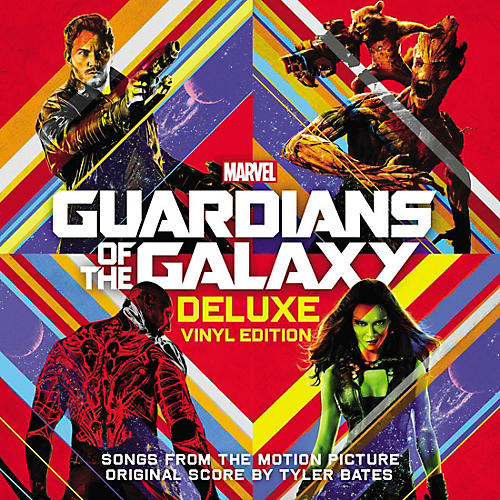 Universal Music Group Soundtrack - Guardiains of the Galaxy Deluxe LP