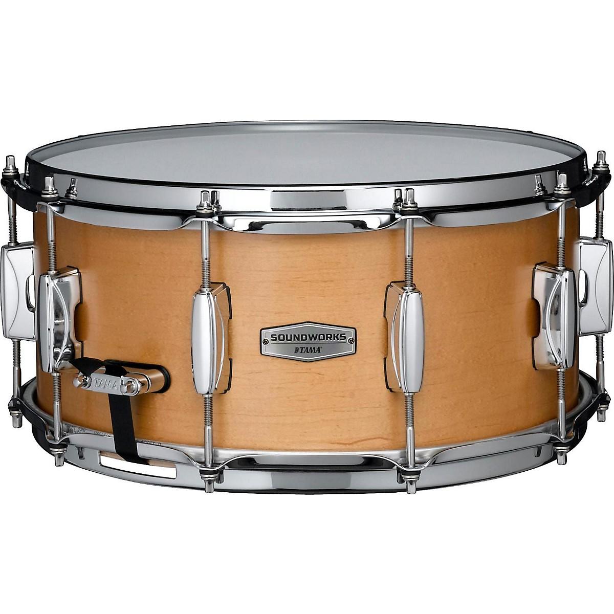 TAMA Soundworks Maple Snare Drum