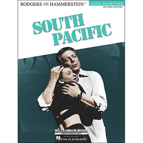 Hal Leonard South Pacific Vocal Selection arranged for piano, vocal, and guitar (P/V/G)