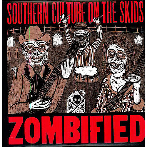 Alliance Southern Culture on the Skids - Zombified