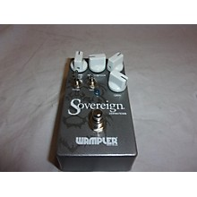 Wampler Sovereign Distortion Effect Pedal