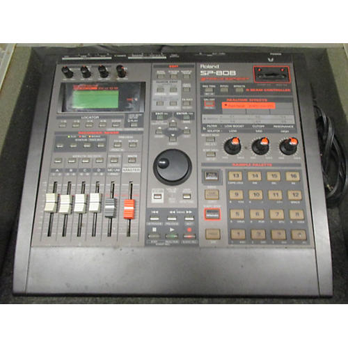 Roland Sp 808 Production Controller
