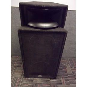 used peavey sp4 ti unpowered speaker guitar center. Black Bedroom Furniture Sets. Home Design Ideas