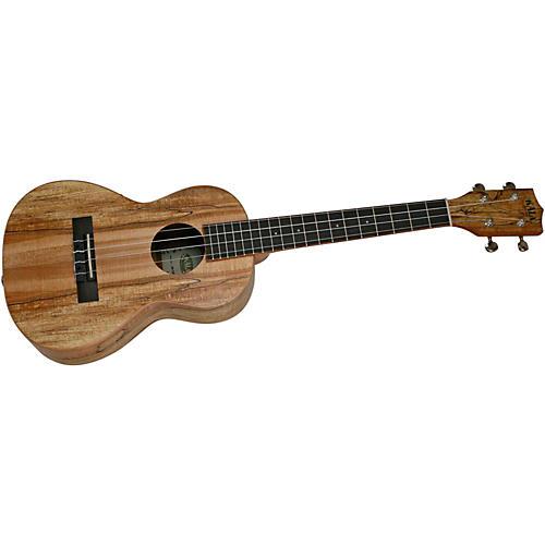Kala Spalted Maple Tenor Acoustic-Electric Ukulele