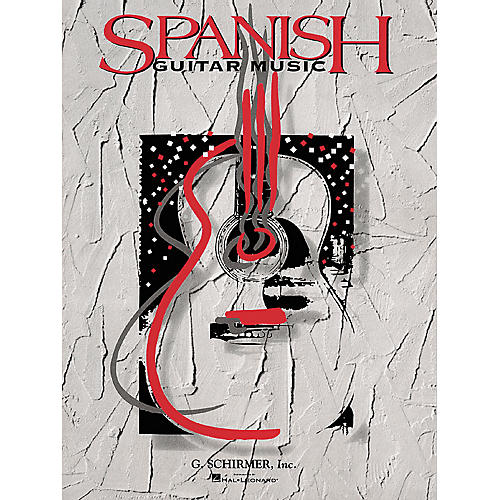 G. Schirmer Spanish Music for Guitar (Guitar Solo) Guitar Collection Series Composed by Various