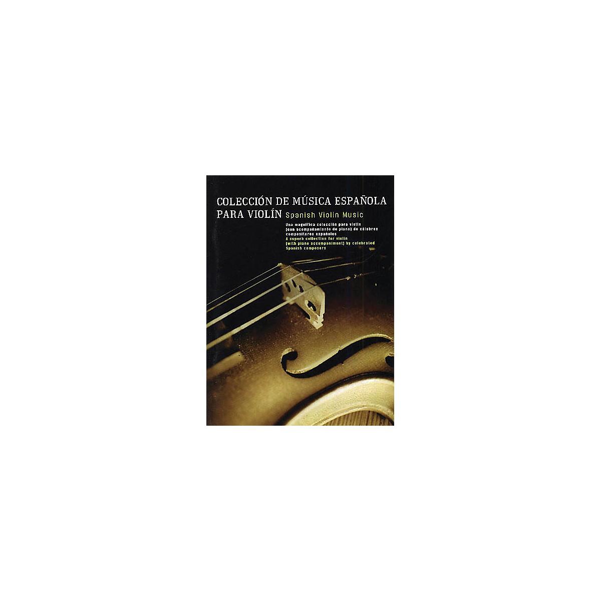 Union Musicale Spanish Violin Music Music Sales America Series