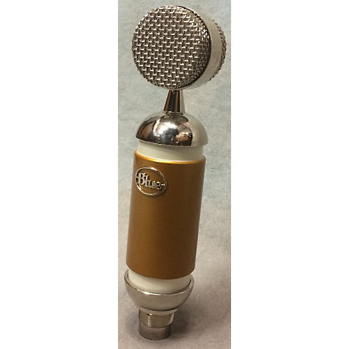 Blue Spark Limited Edition Gold Condenser Microphone
