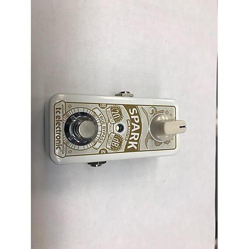 TC Electronic Spark Mini Boost Effect Pedal